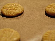 Kekse bei 180 °C backen