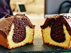 Kuchen genießen