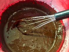 Brownie-Teig zubereiten