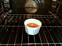 Bei 200°C etwa 10-15 Minuten backen