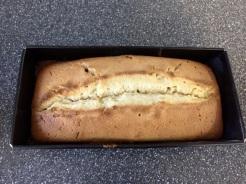 Kuchen auskühlen lassen, dann stürzen