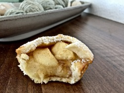 Mini-Apple-Pies 30 Minuten backen