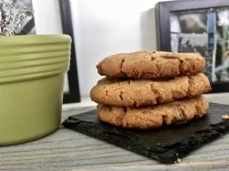 Kekse auskühlen lassen