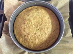 Kuchen auskühlen lassen