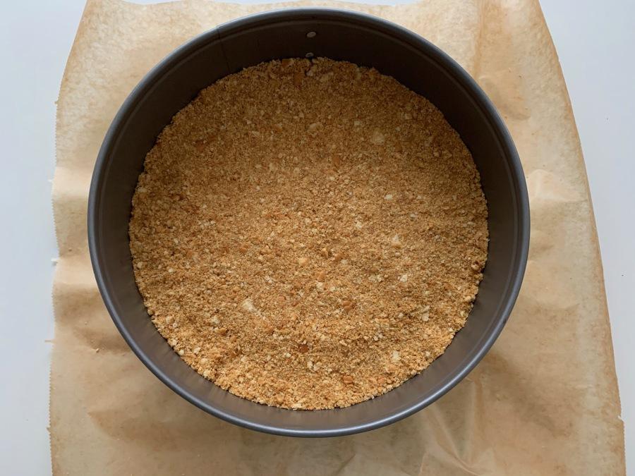 Keksboden zubereiten