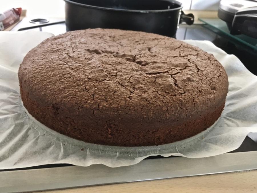 Omas Rezeptewelt Schoko Mandel Kuchen