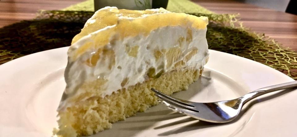 Mango Frischkäse Torte