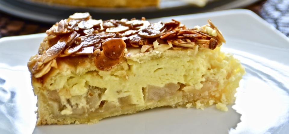 Apfel-Quark-Knusper-Kuchen
